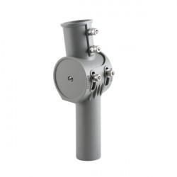 Accesoriu Kanlux 27333 STREET LED ADTR - Adaptor reglabil pentru corpurile de iluminat de parcare.