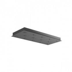 Accesoriu Redo CSL14SQ700BK pentru gamele EIKO, ITO, KANJI - baza pentru copruri suspndate , 30x70cm, negru