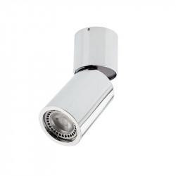 Aplica Arelux XAngle AG01 CH - Aplica orientabila fara bec 1x50W GU10 IP20 CH, crom