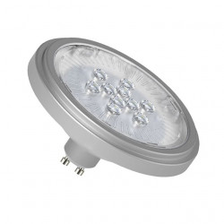 Bec Kanlux ES-111 LED SL 22973 - Spot led, GU10, 11W, 6500K, 900lm, argintiu