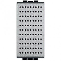 Buzzer Bticino NT4356/230 Living Light - Buzer 230V c.a. - 75dB, 1M, argintiu