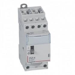 Contactor modular Legrand 412517 - CX3 CT 24V 4P 400 V~ - 25 A
