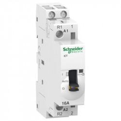 Contactor modular Schneider A9C23512 - iCT 16A 2Nd 220V 50Hz