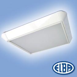 Corp iluminat Elba 21434110 - FIDA 12 COMPACT 4X18W opal