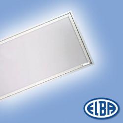 Corp iluminat Elba 21442106 - FIDI 03 2X36W OPAL