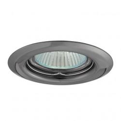 Corp iluminat Kanlux 328 ARGUS CT-2114 - Spot incastrat , Gx5,3, max 50W, 12V, IP20, argintiu