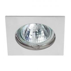 Corp iluminat Kanlux 4694 NAVI CTX-DS10-SN - Spot incastrat, Gx5,3, max 50W, 12V, IP20, crom