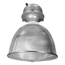 Corp iluminat Kanlux 7862 EURO MTH-250-22PC - Corp de iluminat cu halogenuri metalice high bay, E40, 250W, IP20, argintiu