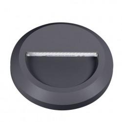Corp iluminat Kanlux CROTO LED 22771 - Corp iluminat fatada 1,3W-NW, 6500k, IP54, 30lm,negru