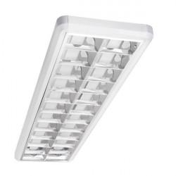 Corp iluminat Kanlux NOTUS PREMIUM 22290- Corp aplicat, T8, G13, 2x36W, IP20, 1250mm, alb