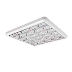 Corp iluminat Kanlux NOTUS PREMIUM 22291 - Corp aplicat, T8, G13, 4x18W, IP20, 645mm, alb