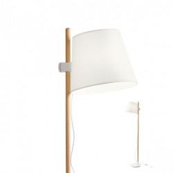 Corp iluminat Redo 01-1490 Dia - Veioza, max 1x42W, E27, IP20 h=1,5m, alb
