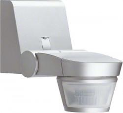 Hager EE852 Senzor miscare IP55 140GR ARGINTIU