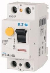 Intrerupator automat Eaton ME293169 - PF4-40/2/003, 40A, 2P