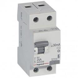 Intrerupator automat Legrand 402030 - RX3 ID 2P 63A AC 100MA