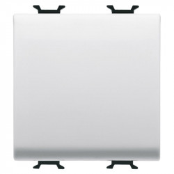 Intrerupator Gewiss GW10031 Chorus - Intrerupator simplu, 2M 1P 16AX alb
