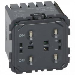 Intrerupator Legrand 67082 Celiane - Intrerupator cu variator, 40W-600W
