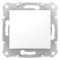 Intrerupator Schneider SDN0400421 Sedna - INTRERUPATOR CAP SCARA, 16 AX - 250 V ALB