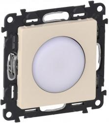 Lampa avarie Legrand 752169 Valena Life - Unitate portabila de iluminat, autonomie 2 ore, ivoar