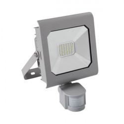 Proiector LED Kanlux 25581 ANTRA - Proiector led cu senzor de miscare, 30W, 4000k, IP44, argintiu