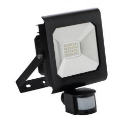 Proiector LED Kanlux 25702 ANTRA - Proiector cu senzor miscare, 20W, 4000k, IP44, negru