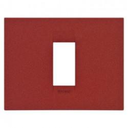 Rama Gewiss GW16401VR Chorus - Rama Geo, 1M, oriz, tehnopolimer, rosu ruby