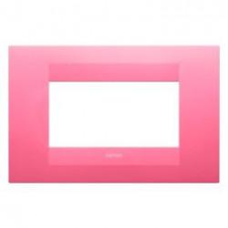 Rama Gewiss GW16404TZ Chorus - Rama Geo, 4M, tehnopolimer oriz, roz safir