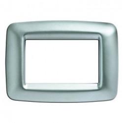 Rama Gewiss GW32753 Playbus - Rama Playbus Young, 3M, oriz, tehnopolimer metalizat, soft chrome