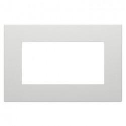 Rama Gewiss GW35909AG Dahlia - Rama priza dubla, light grey