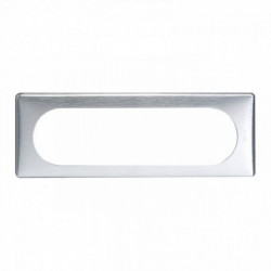 Rama Legrand 68926 Celiane - Rama metalica 6/8 module, aluminiu