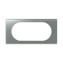 Rama Legrand 69345 Celiane - Rama din sticla, 4/5 module, sticla titan