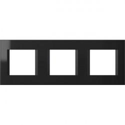 Rama Tem OL26NB-U Modul - Rama Line 3x2m negru