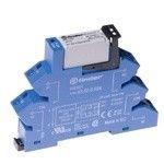 Releu Finder 386201250060 - Releu comutatie 125V, AC/DC, 2C, 8A