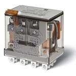 Releu Finder 563492200040 - Releu comutatie 220V, AC/DC, 4C, 12A