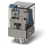 Releu Finder 601240110040 - Releu comutatie 24V, AC, 2C, 10A