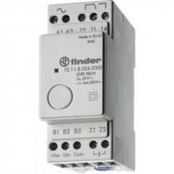 Releu Finder 721181250000 - Releu de monitorizare nivel de umplere 125V, AC, 1C