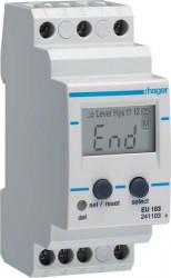 Releu Hager EU103 - Releu de monitorizare a curentului , 240V, AC, 1C