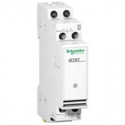 Releu Schneider A9A15416 - Releu de monitorizare viteza oprire 250V, AC, 5 MA - 5 VCA/CC2