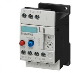Releu Siemens 3RU1116-1FB1 - Releu protectie termica, reglaj 3.5A-5A