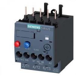 Releu Siemens 3RU2116-0CB0 - Releu protectie termica, reglaj 0.18A-0.25A