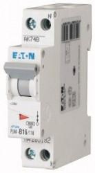 Siguranta automata Eaton 263300 - DISJUNCTOR PLN4-C16/1N, 1P+N, 16A ,4,5kA, C