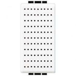 Sonerie Bticino N4351/127 Living Light - Sonerie de bronz 127V c.a.- 80 dB, 1M, alb