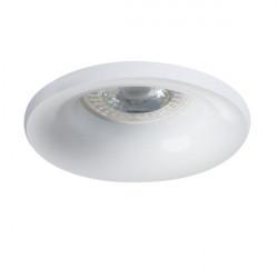 Spot Kanlux 27800 Elnis - Spot incastrat LED GU10, max 35W, alb