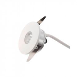 Spot LED Arelux XTwist TW01NW40 MWH - Corp iluminat cu led 1X3W 4000K 700mA 40grd. IP40 MWH (5f), alb