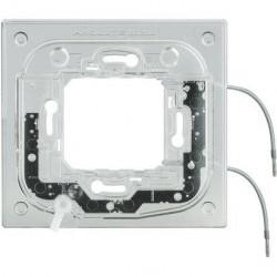 Suport Bticino HA4702X Axolute - Suport luminos, 2 module, pentru rame rectangulare