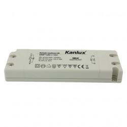 Transformator Kanlux 8550 DRIFT LED - Transformator 3-18W, 12V DC, IP20