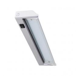 Aplica Kanlux PAX 22191 - Apica luminat sub dulap led, 4W, 4000-4500k, 320lm, IP20, argintiu