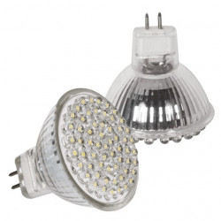 Bec Kanlux 7851 LED60 JCDR-WW - Spot led, Gx5,3, 3W, 3000k, 230lm