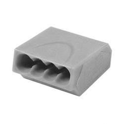 Conector Kanlux 2122 PC254 , 24A, IP00, 450V