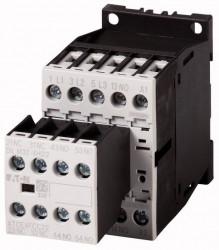 Contactor Eaton 106369 - Contactor putere DILM12-22(24VDC)-Contactor 5,5KW, regim AC-3